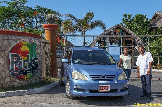 Gerry's Taxi and Tours Jamaica