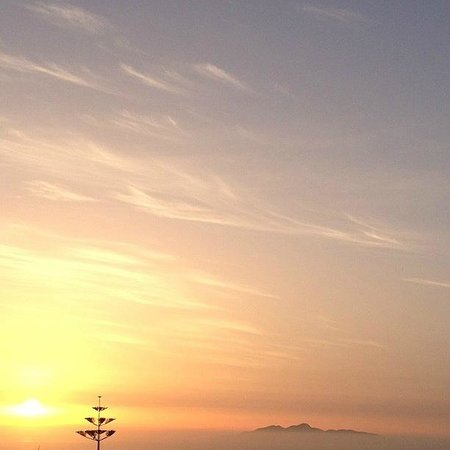 Summer Time Pension : Sunrise