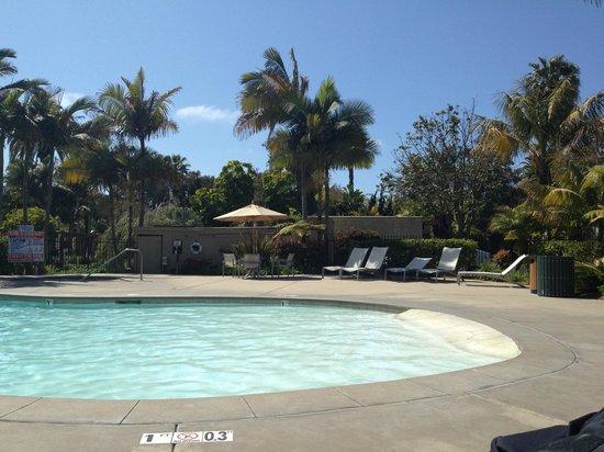 بارادايس بوينت ريزورت آند سبا: The pool by yourselves