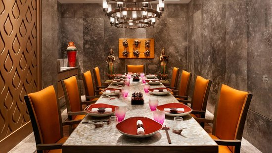 The Leela Ambience Convention Hotel, Delhi: Mei Kun - Asian Mutli-Cuisine Specialty Restaurant