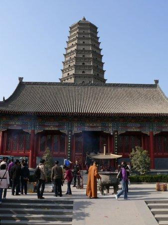 Ji Xin's Temple