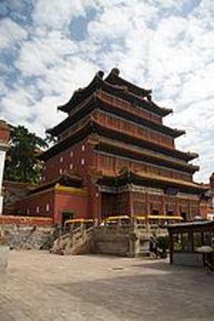 Zhifang Yuhuang Pavilion