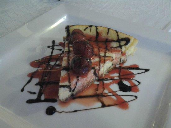 Cantonet: cheesecake