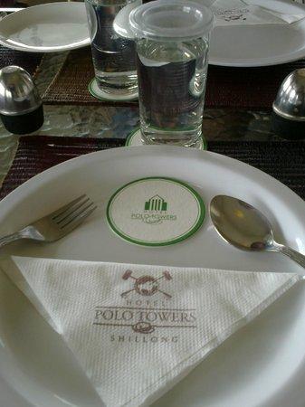 Polo Orchid Resort: RESTAURANT