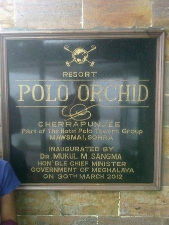 Polo Orchid Resort: LOGO