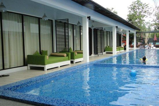 The Villa Langkawi: Piscine