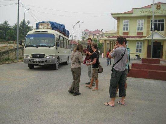 Dien Bien Phu : viet border post