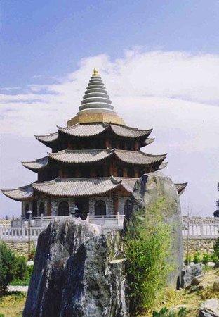 Yongning Hequan Lake Tourist Area
