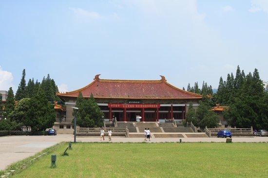 Western Xia Shihua Statue Museum