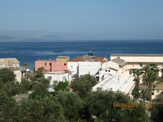Yiannis Hotel Apartments: View from balcony 2