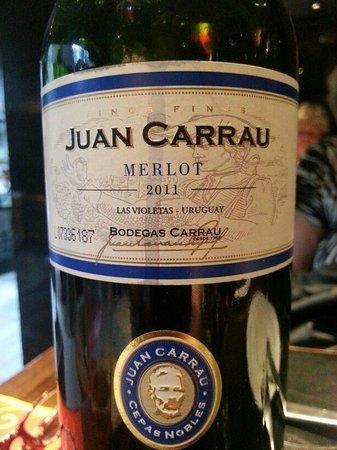 Locos De Asar: Great wine