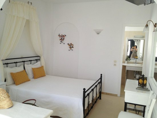 Ανθώνας Apartments: bedroom