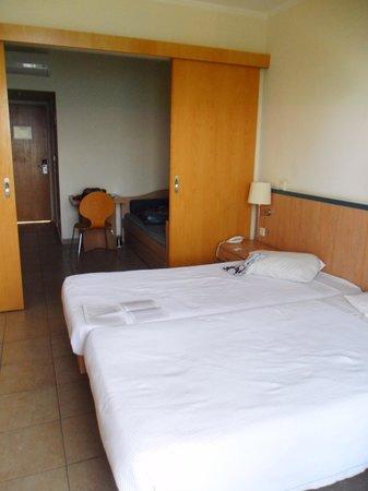 Smartline Philippion Hotel: letti ampi e comodi