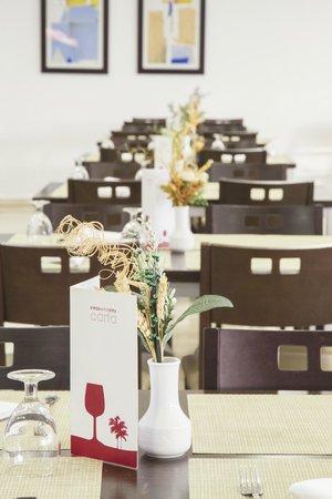 Hotel La Estacion: RESTAURANTE