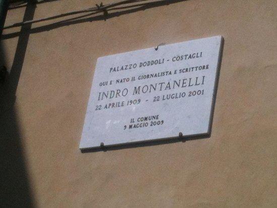 Piazza Garibaldi, Fucecchio
