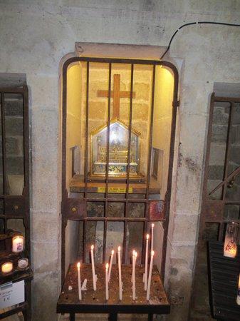 Plan-d'Aups-Sainte-Baume, Francia: Ihre Relique