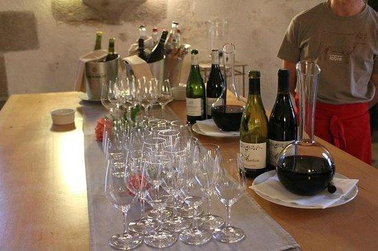 Autour d une degustation de vin photo de la table du - La table du bistrot limoges ...