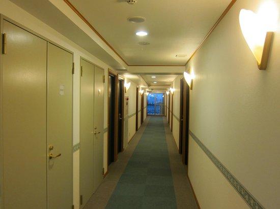 Toyoko Inn Hirosaki Station : passage