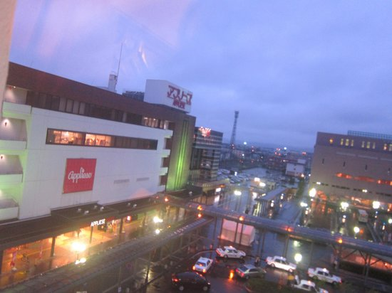 Toyoko Inn Hirosaki Station : view