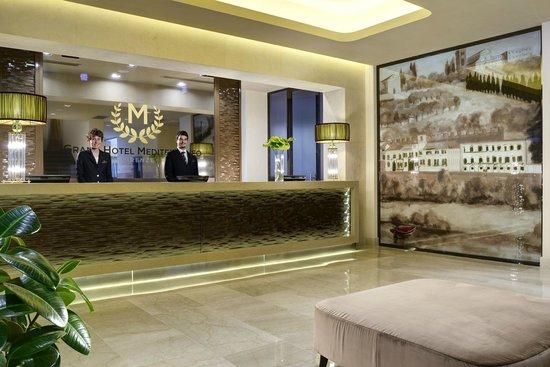 Fh Grand Hotel Mediterraneo Florenz
