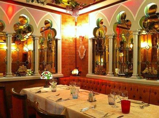 Ristorante San Provolo: questa e' una vera del ristorante