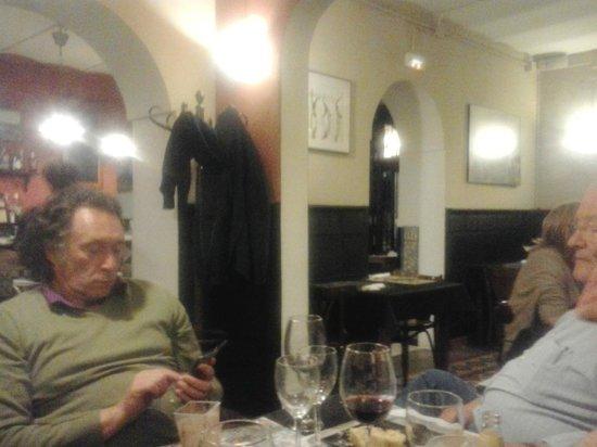 Navalmoral de la Mata, إسبانيا: Uno de los comedores