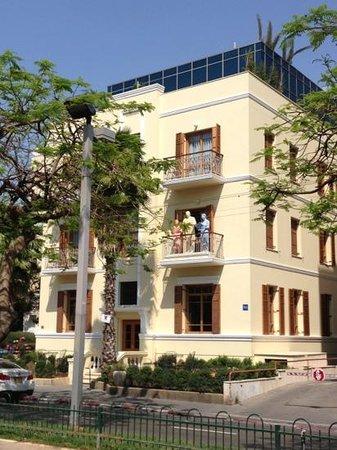 The Rothschild Hotel - Tel Aviv's Finest : Hotel facade