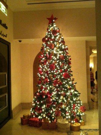 Jumeirah Mina A'Salam: Christmas Tree