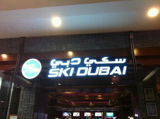 Jumeirah Mina A'Salam: Ski Dubai