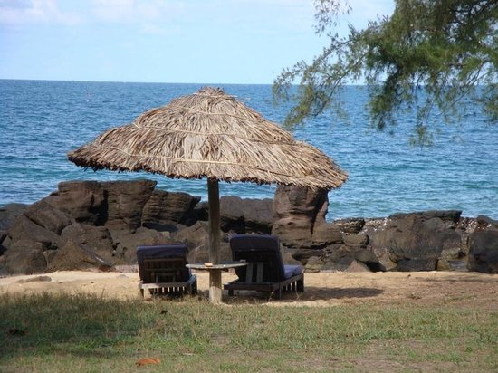 Mango Bay Resort: sur la plage