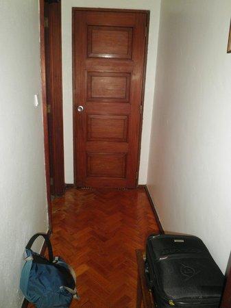 Pensao Residencial Belo Sonho: corridor
