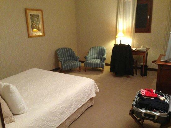 Hôtel La Chouette : Chambre