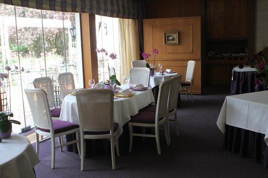 HOSTELLERIE DU NORD: restaurant