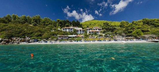 Panormos, Hellas: Adrina Beach Hotel