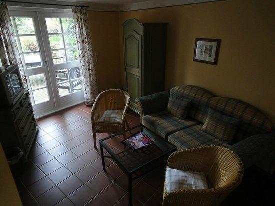 Hexenhaus: Il soggiorno (App. n.4)