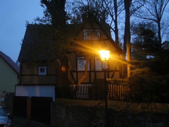 Hexenhaus: Case del quartiere