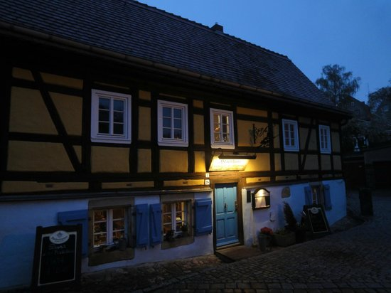 Hexenhaus: La casa principale