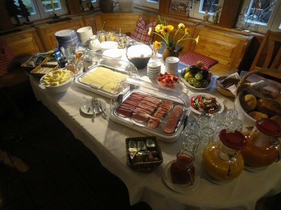 Hexenhaus: La colazione