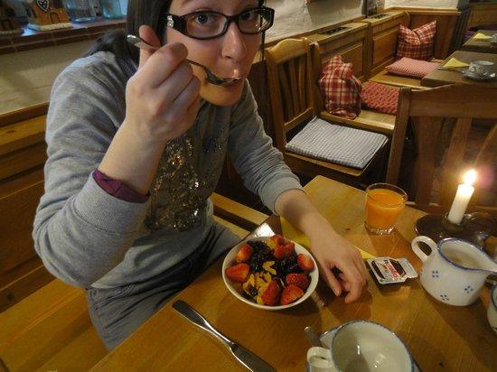 Hexenhaus: La colazione buoona!