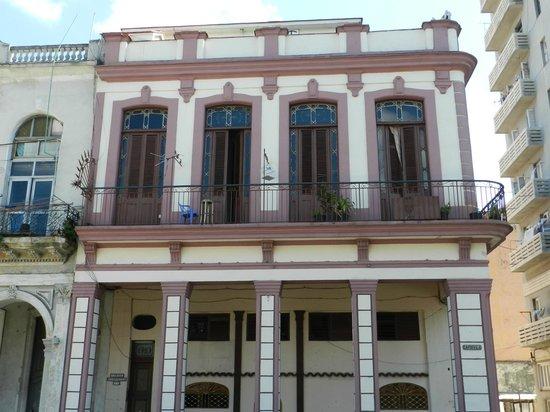Casa Particular Sr. Wilfredo Carrasco: Il gradevole terrazzino