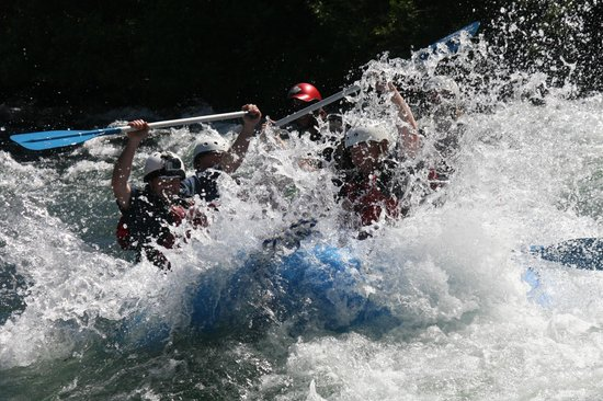 American Whitewater Expeditions: Is there a raft there?