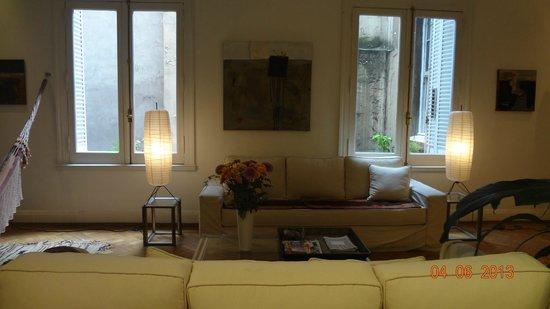 3 Rooms Buenos Aires : Spacieux et Calme tres agréable aprés avoir marché