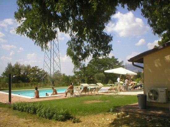Residenza San Bartolomeo : Piscina
