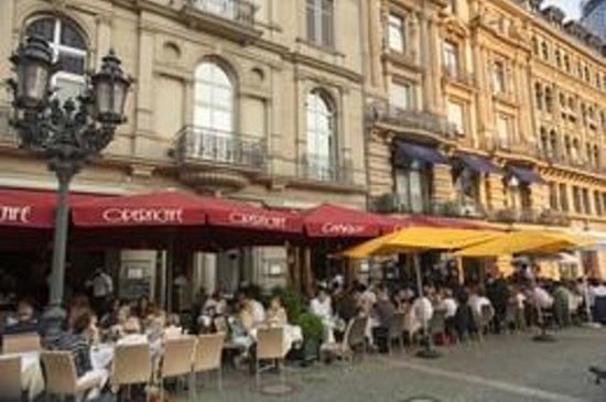 hotel de lujo frankfurt: