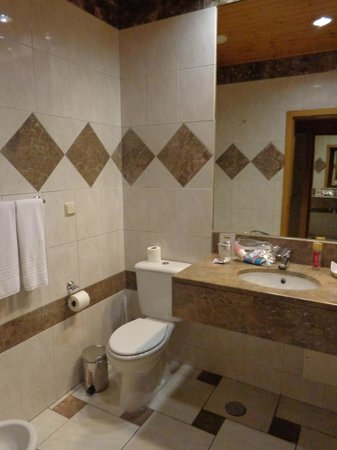 Frangaria Hospedaria: bathroom