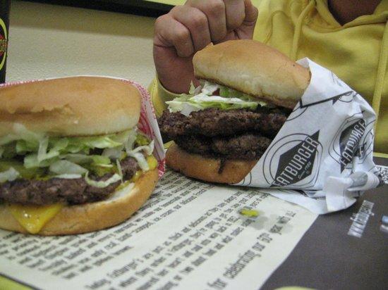 Fatburger: Burger