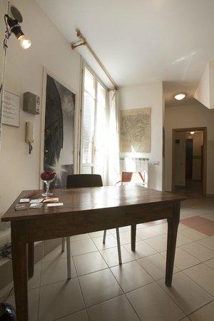 Miniresidence Il Vecchio Opificio: reception