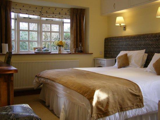 Guest accommodation at the Tithe Barn, Oakham, Rutland