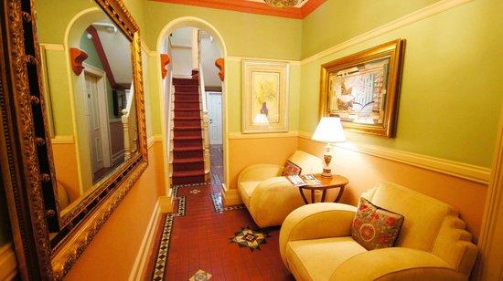 Sydney City Lodge: Entrance