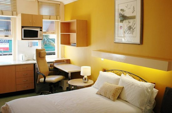 Sydney City Lodge : double bed with ensuite